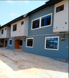 3 bedroom Detached Duplex House for rent Estate Gate Road Off Airport Road, Irhirhi, Benin City Central Edo