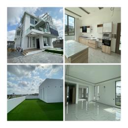 5 bedroom Massionette House for sale Jakande Lekki Lagos