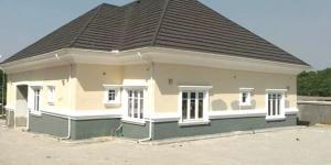 4 bedroom Semi Detached Bungalow House for rent Guzape Guzape Abuja