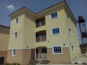 3 bedroom Blocks of Flats House for rent After magistrate court Life Camp Abuja