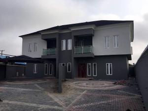 4 bedroom Semi Detached Duplex for rent Main Lakowe Golf Course Road Eputu Ibeju-Lekki Lagos