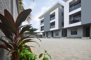 3 bedroom Terraced Duplex for sale Atlantic View Estate Igbo-efon Lekki Lagos