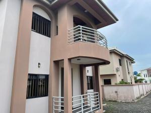 Detached Duplex House for rent  Pinnock Beach Estate Osapa london Lekki Lagos