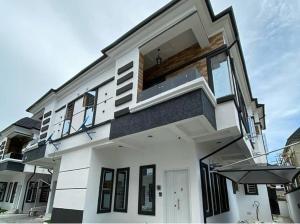 4 bedroom Semi Detached Duplex for rent Orchid Road Lekki Lagos