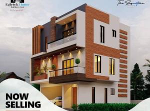 3 bedroom Penthouse Flat / Apartment for sale 3 bedroom penthouse in The signature Laurel  Lekki Gardens estate Ajah Lagos