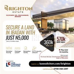 Residential Land for sale Kunlun Quarry Road, Onigambari, Off Ibadan/ijebu Ode Expressway Oluyole Estate Ibadan Oyo