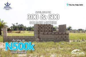 Mixed   Use Land Land for sale Opposite La Campagne Tropicana, After Lekki Free Trade Zone Ise town Ibeju-Lekki Lagos