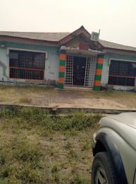 House for sale Benald Hospital Bus Stop, International Road Badagry Lagos