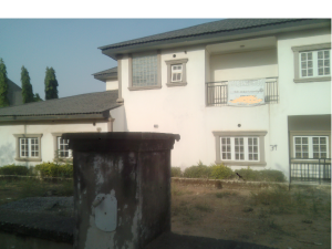 6 bedroom Church Commercial Property for sale Mandela street Asokoro Abuja