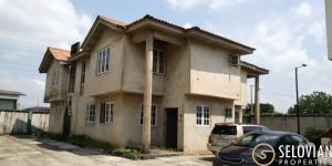 4 bedroom House for sale Oko Afo Badagry Lagos