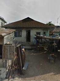 Detached Bungalow House for sale Inside Abule Ijesha  Abule-Ijesha Yaba Lagos