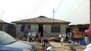 Detached Bungalow House for sale At Pedro Road Off Johnson Street Obanikoro Shomolu Lagos