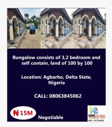 House for sale Agbaroh Delta state Nigeria Ughelli South Delta