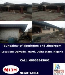 House for sale ogiyede warri Delta state Nigeria Warri Delta