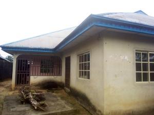 Detached Bungalow House for sale Afagha Ubong Itam, off Itam Police Station Uyo Akwa Ibom