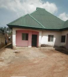 2 bedroom Detached Bungalow House for sale UMUOBIA ESTATE, OLOKORO UMUAHIA,  Umuahia North Abia