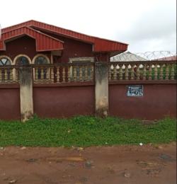 Detached Bungalow House for sale Mobil filling station road Idumwuowina, Benin City Oredo Edo