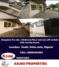 House for sale Osubi Delta State Nigeria Warri Delta