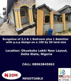 House for sale Okuokwoko lekki new layout, Delta state Nigeria Okpe Delta