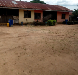 Detached Bungalow House for sale near old English government house Awka North Anambra