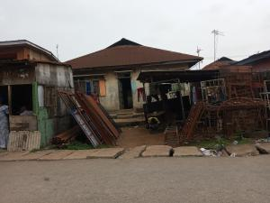 Detached Bungalow House for sale Apata Street  Onipanu Shomolu Lagos