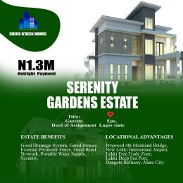 Land for sale Epe Resorts and Spa Epe Road Epe Lagos