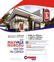 Land for sale Itokin Rd Ikorodu Lagos Ikorodu Ikorodu Lagos