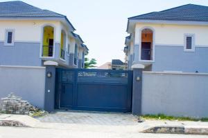 4 bedroom House for sale Atlantic View Estate Igbo-efon Lekki Lagos