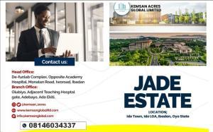Residential Land for sale Ido Secretariat Ido Oyo