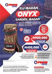 Mixed   Use Land Land for sale  Onyx Garden Ibadan is strategically located at Ona Ara LGA, shares boundary directly with Ilaji hotels & Resort, Ibadan.  Ibadan north west Ibadan Oyo