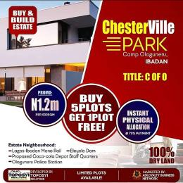 Residential Land Land for sale Ologunerun camp Eleyele Ibadan Oyo