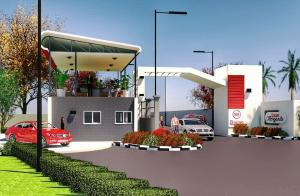 Mixed   Use Land Land for sale Idera housing scheme, lekki - epe Expressway before eleko junction Ibeju-Lekki Lagos