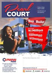 Residential Land Land for sale Sura Mogaji street, off Coker road Ilupeju Lagos