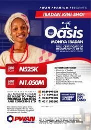 Mixed   Use Land Land for sale Aba Onilu, Asanmajana, Moniya Moniya Ibadan Oyo