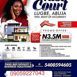 Residential Land Land for sale Sabon lugbe, Airport Road Abuja.  Lugbe Abuja