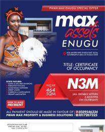 Residential Land Land for sale Agu-Amorji Nike Enugu East LGA Enugu Enugu