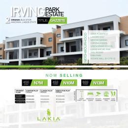 Residential Land for sale 2 Minutes Away From Mayfair Gardens Awoyaya Ajah Lagos