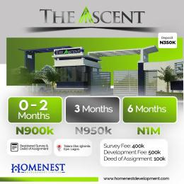 Residential Land for sale Just After St Augustine University Epe Road Epe Lagos