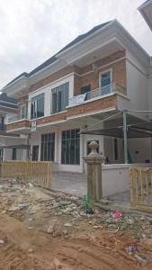 4 bedroom Semi Detached Duplex House for sale Chevron Alternative Lekki Lagos  chevron Lekki Lagos