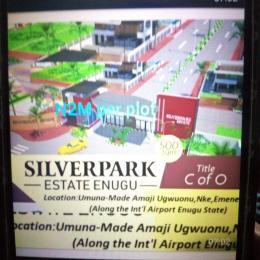 Residential Land Land for sale Umuna - Made Amaju ugwuonu Nke Emene ( along international Airport Enugu State Udi Agwu Enugu