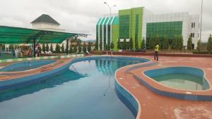 Mixed   Use Land Land for sale Along Goshen city nasarawa road  Kukwuaba Phase 2 Abuja