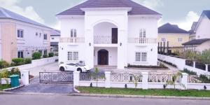 5 bedroom Detached Duplex House for sale Calton Gate off chelvron drive chevron Lekki Lagos