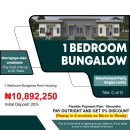 Terraced Bungalow House for sale Shapati Lekki Lagos