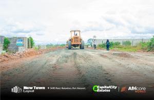 Commercial Land Land for sale emene ugwuomu nike juniper estate Enugu Enugu