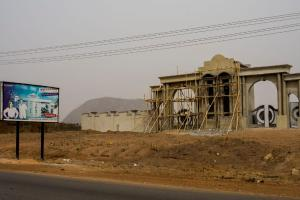 Residential Land Land for sale After Army Check Point by the road side Kuje Abuja
