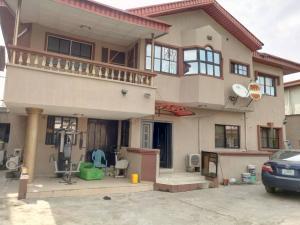 6 bedroom Terraced Duplex House for sale Apata Estate Ade Mule Gun. Ire Akari Isolo Lagos
