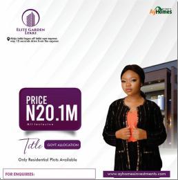 Mixed   Use Land Land for sale Abijo Gra Sangotedo Lagos