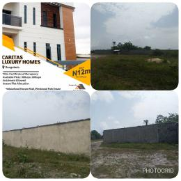 Serviced Residential Land Land for sale Off monastery road behind novate mall Sangotedo Ajah Lagos