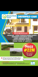 Mixed   Use Land Land for sale Off Ogunbo Road Abraham Adesanya Round About  Abraham adesanya estate Ajah Lagos