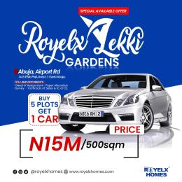 Mixed   Use Land Land for sale Royelx Homes Kuje Abuja